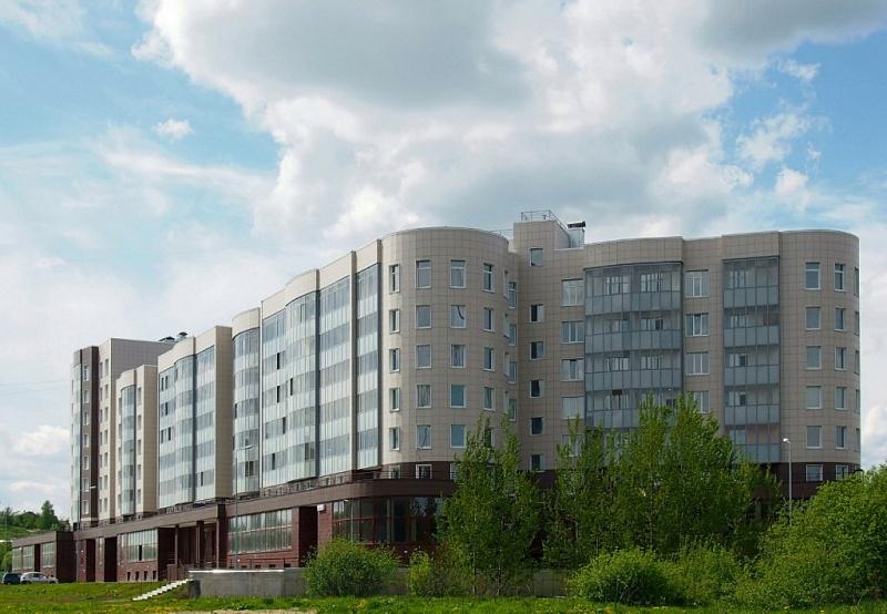 оригинальной формы жилой комплекс университетский петергоф фото каждой мамки